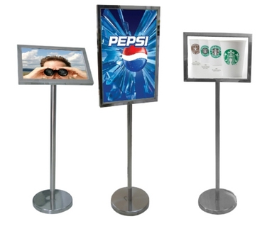 Signage Stand Display System Supplier Pop Up
