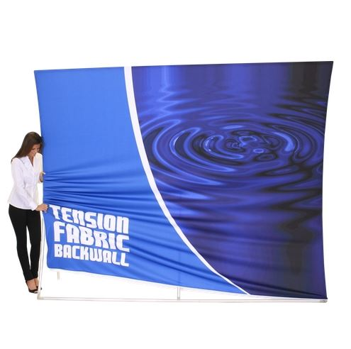 Tension Fabric Wall Display Display System Supplier