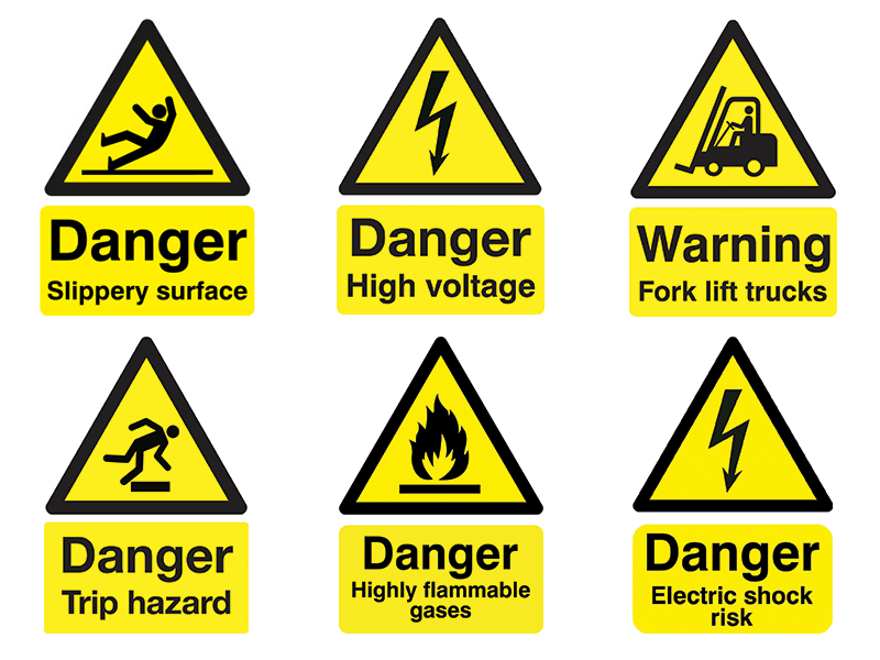 Health Amp Safety Sign Display Display System Supplier